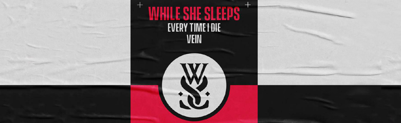 While She Sleeps Tour Tickets